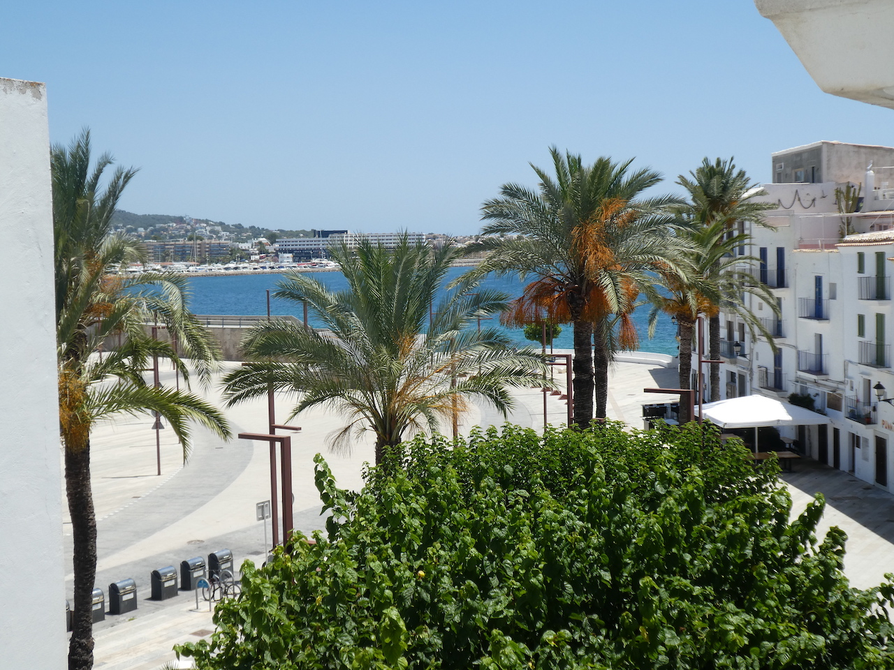 1013 - Designer apartment in Ibiza's old town - My Blog